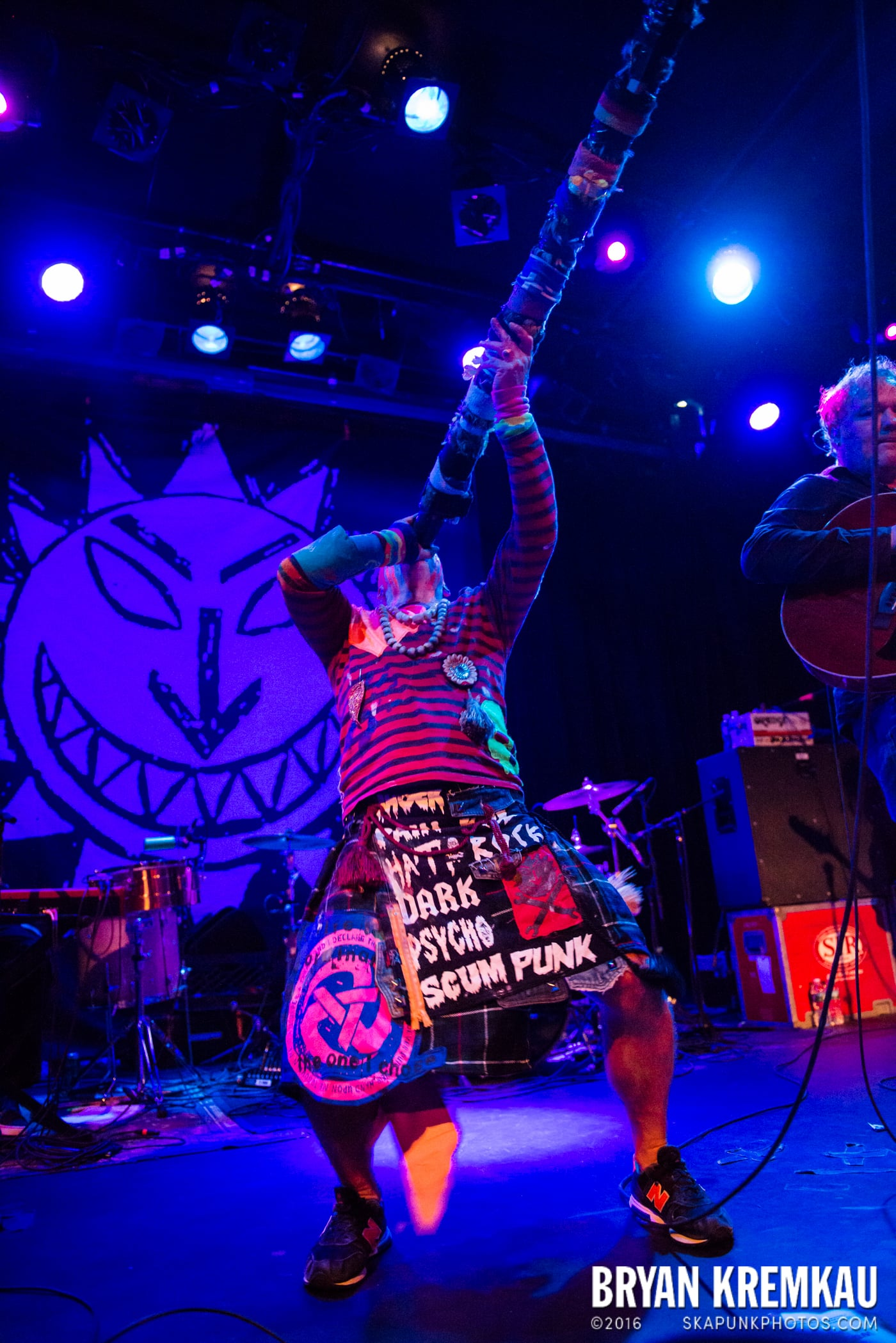 The Levellers @ Music Hall of Williamsburg, Brooklyn, NY - 9.25.16 (8)