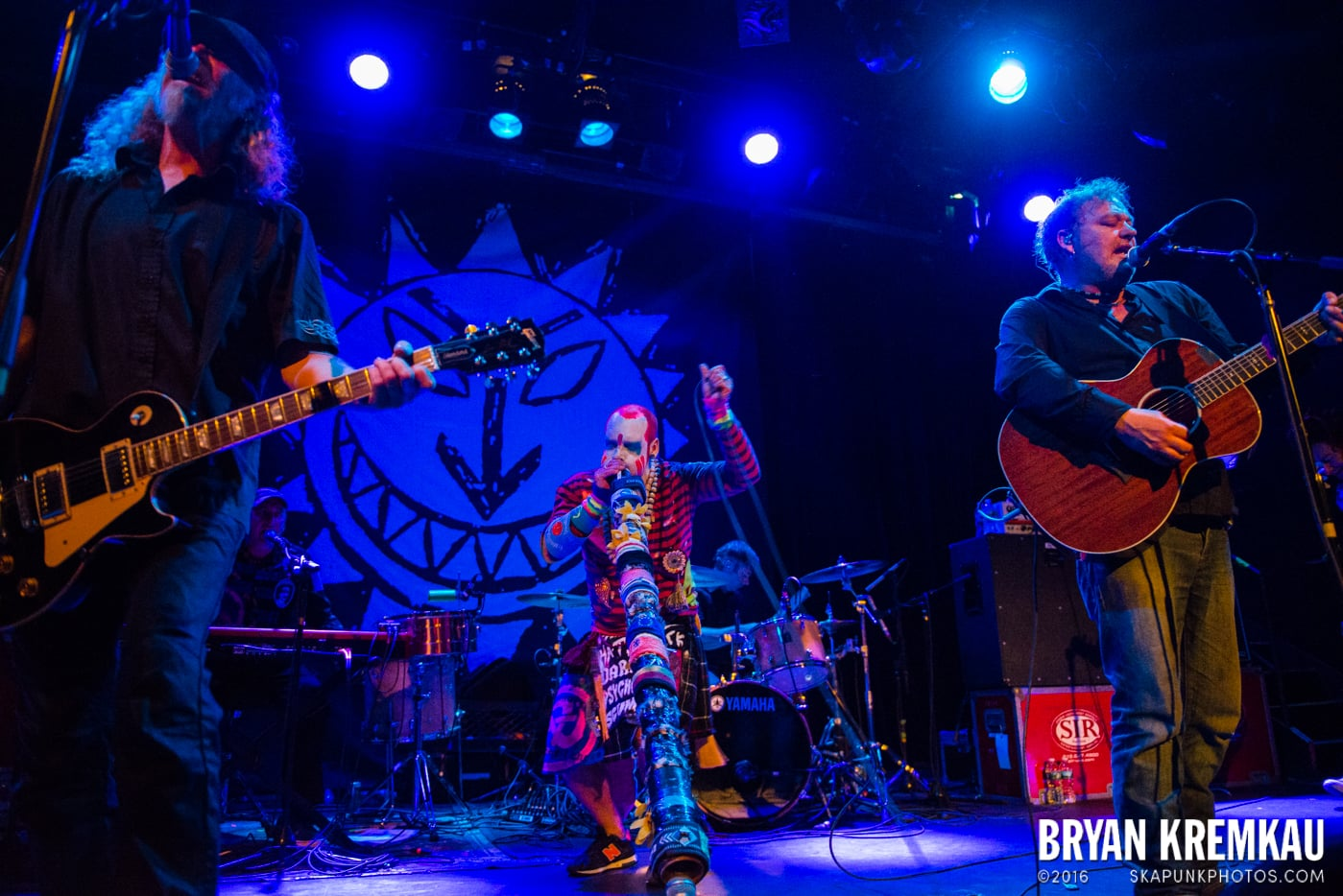 The Levellers @ Music Hall of Williamsburg, Brooklyn, NY - 9.25.16 (6)