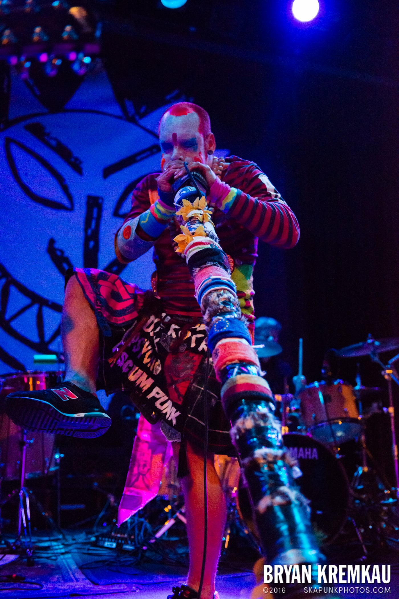 The Levellers @ Music Hall of Williamsburg, Brooklyn, NY - 9.25.16 (5)