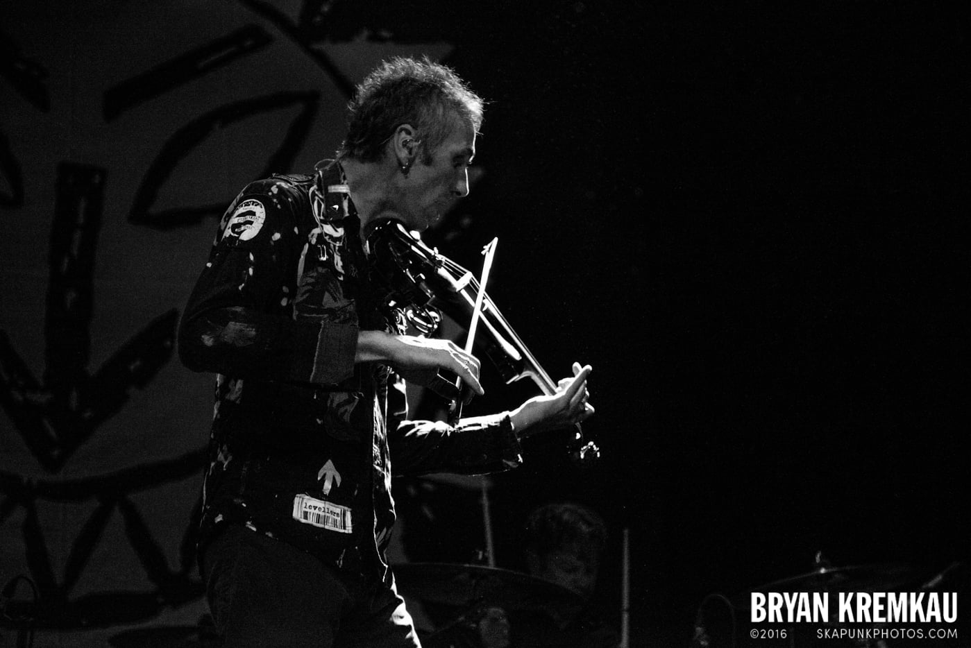 The Levellers @ Music Hall of Williamsburg, Brooklyn, NY - 9.25.16 (3)