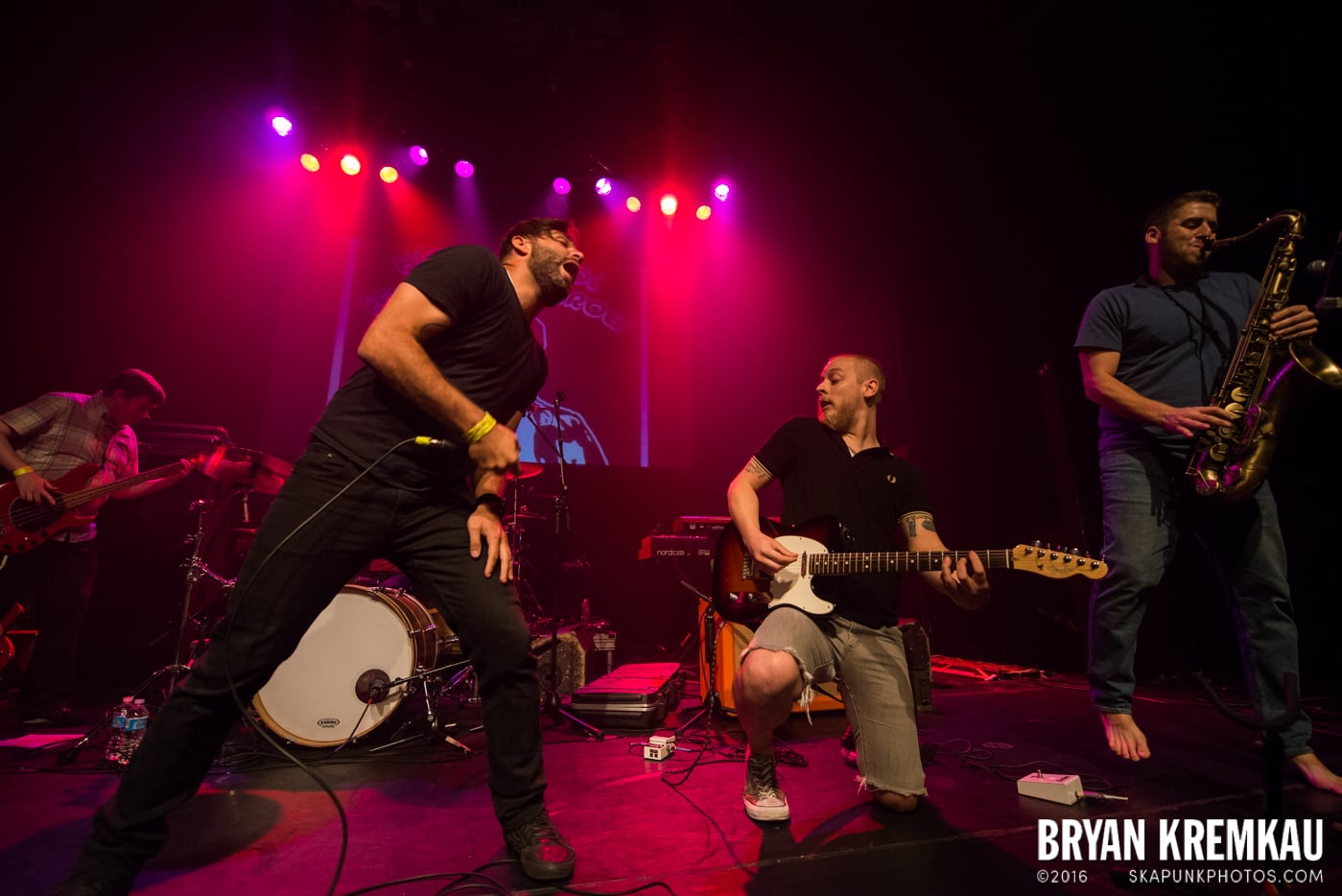 High School Football Heroes @ Gramercy Theatre, NYC - 10.6.16 (15)