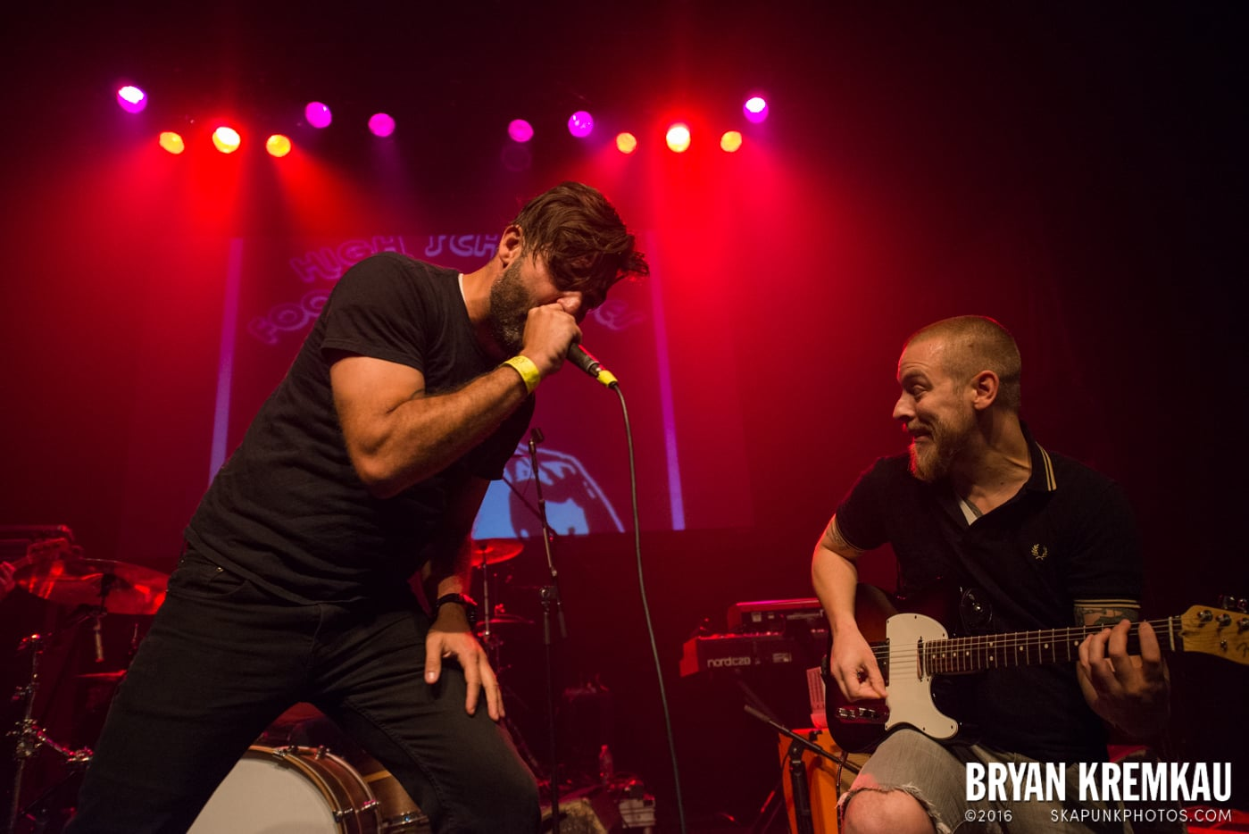 High School Football Heroes @ Gramercy Theatre, NYC - 10.6.16 (14)