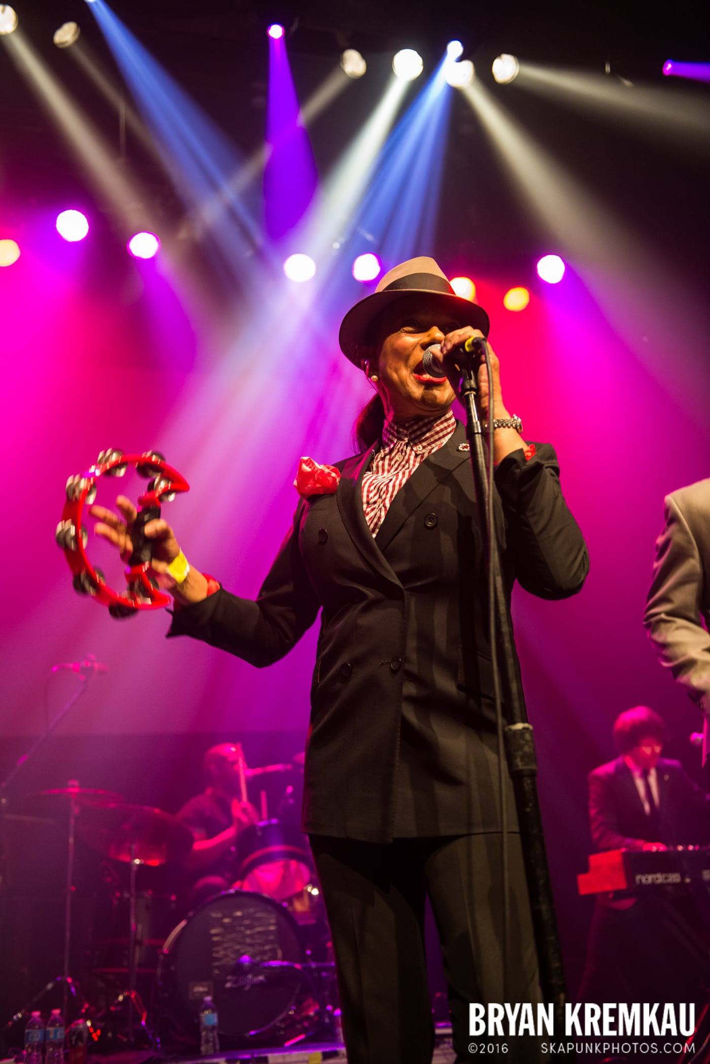 The Selecter @ Gramercy Theatre, NYC - 10.6.16 (70)