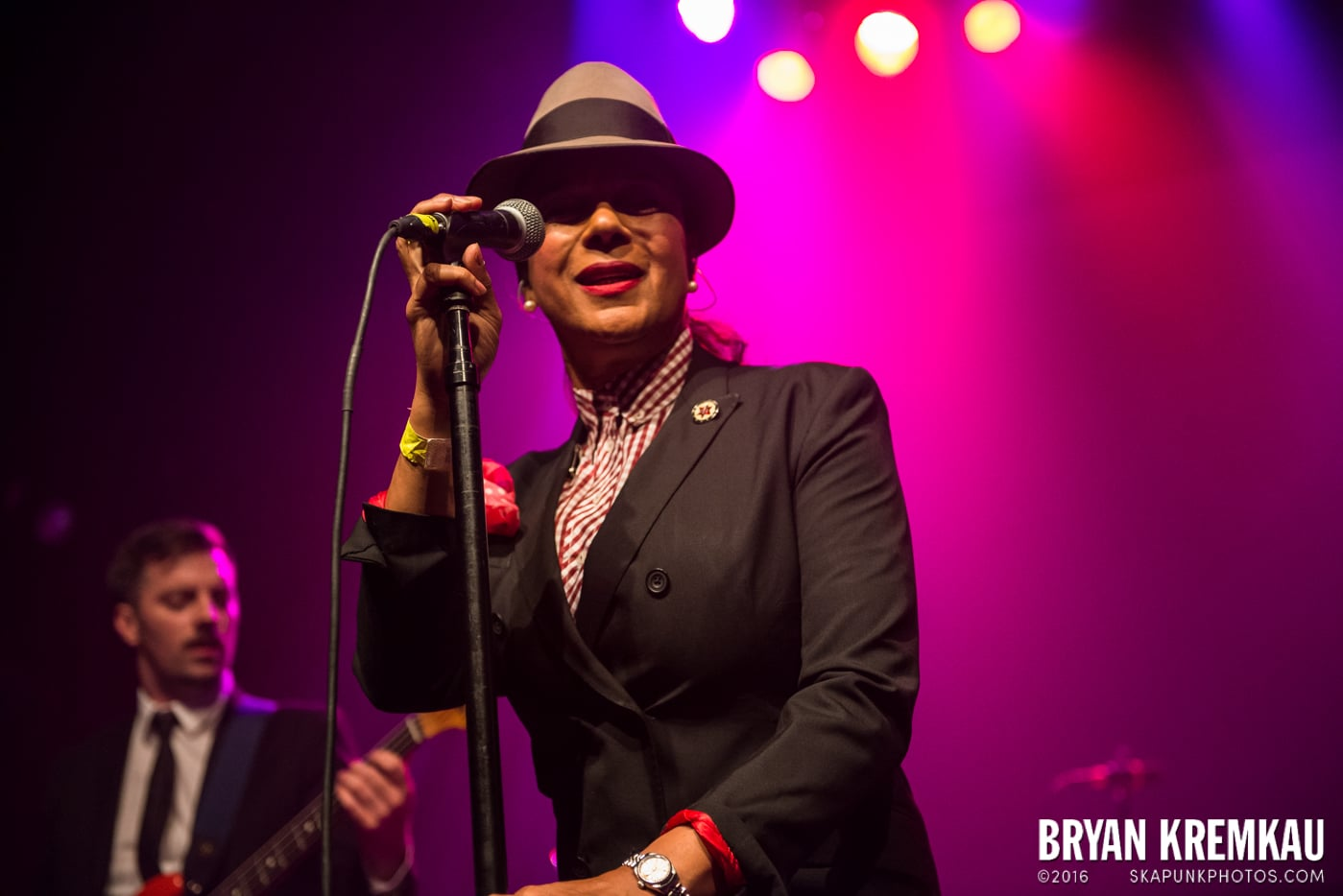 The Selecter @ Gramercy Theatre, NYC - 10.6.16 (68)