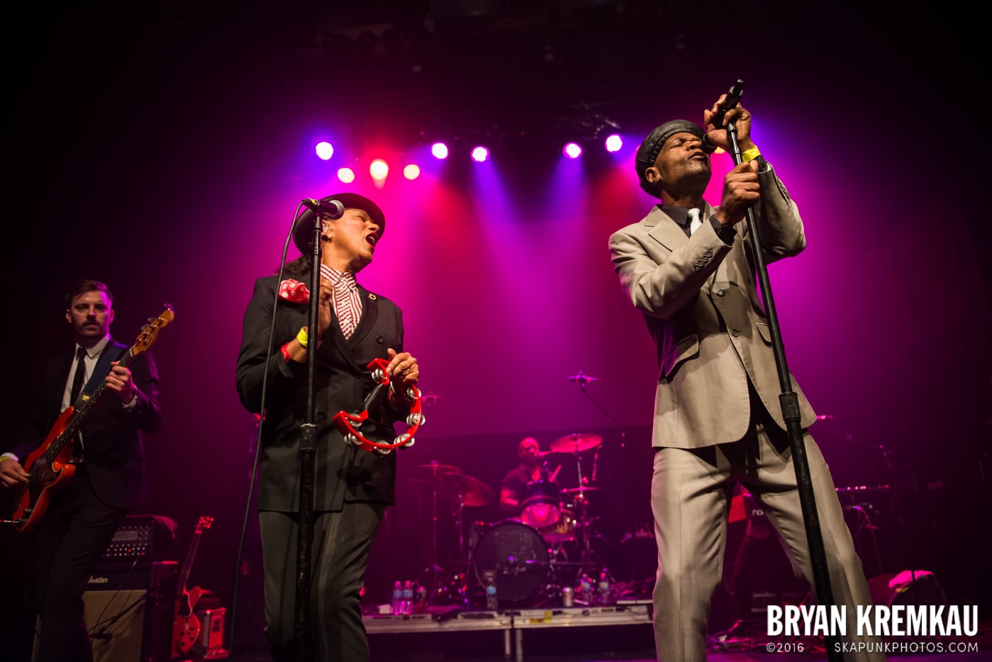 The Selecter @ Gramercy Theatre, NYC - 10.6.16 (67)