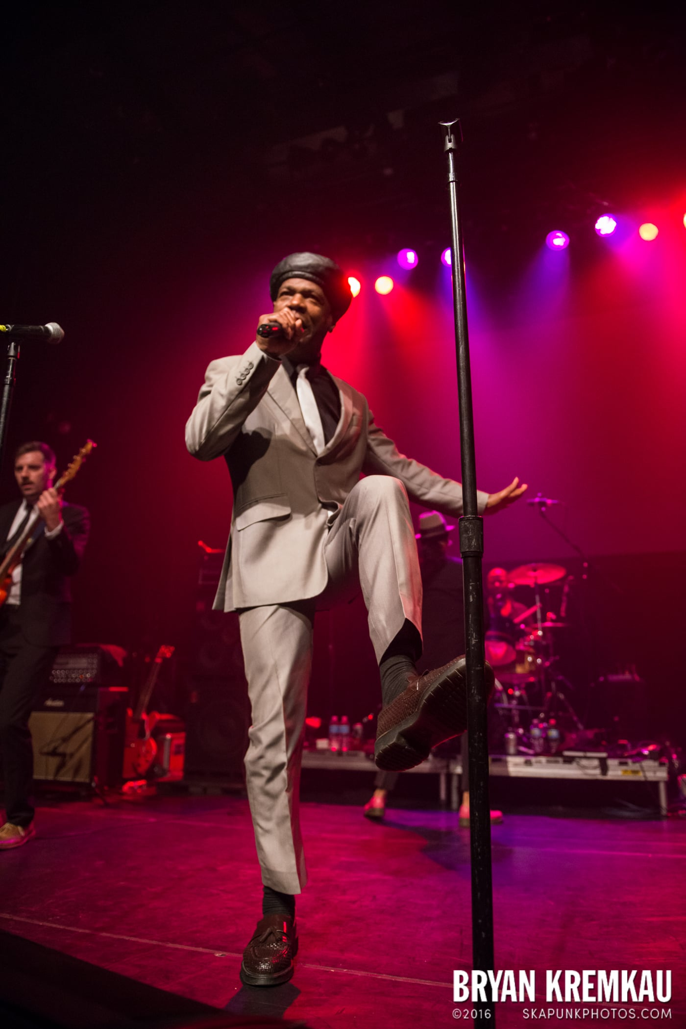 The Selecter @ Gramercy Theatre, NYC - 10.6.16 (64)