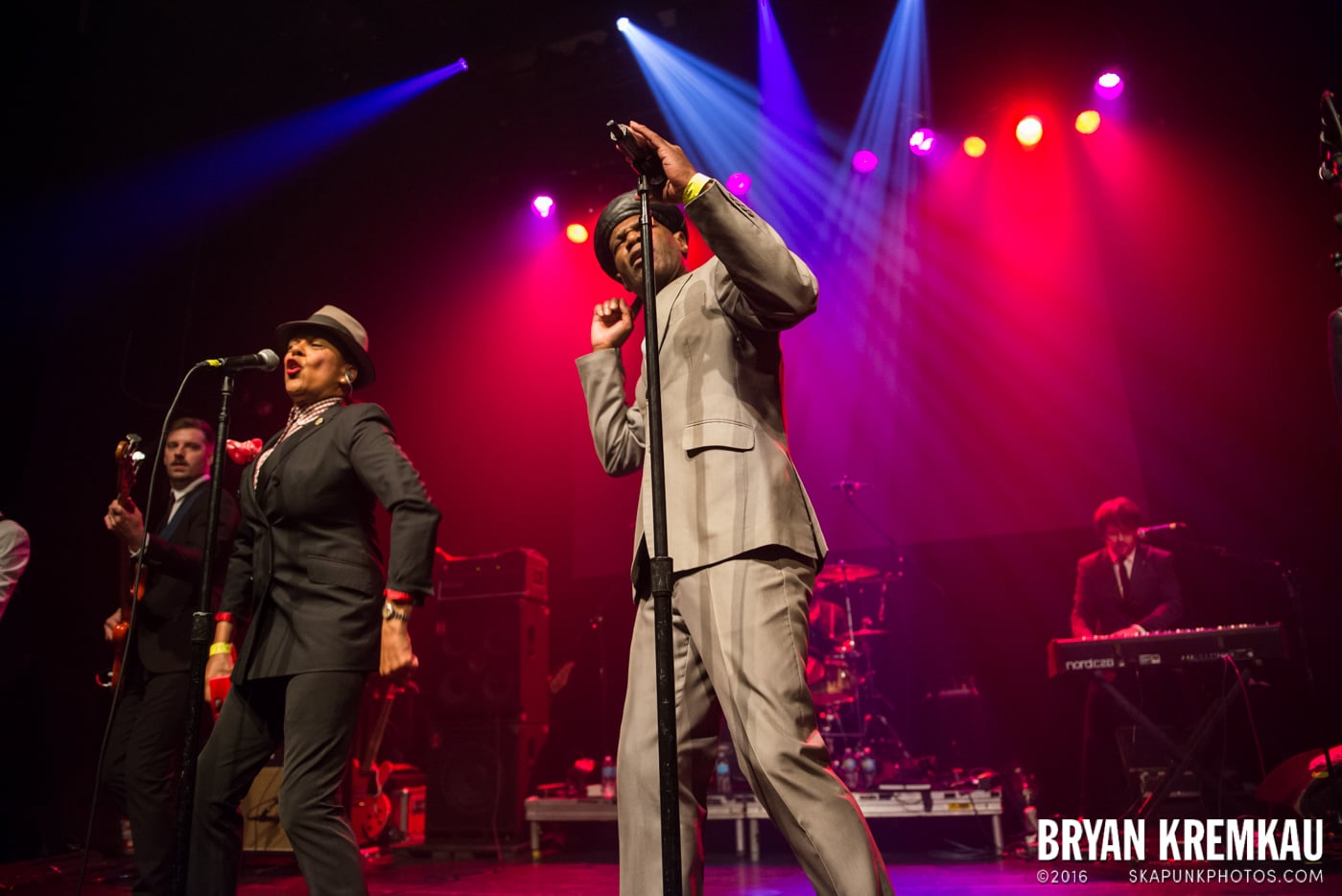 The Selecter @ Gramercy Theatre, NYC - 10.6.16 (62)