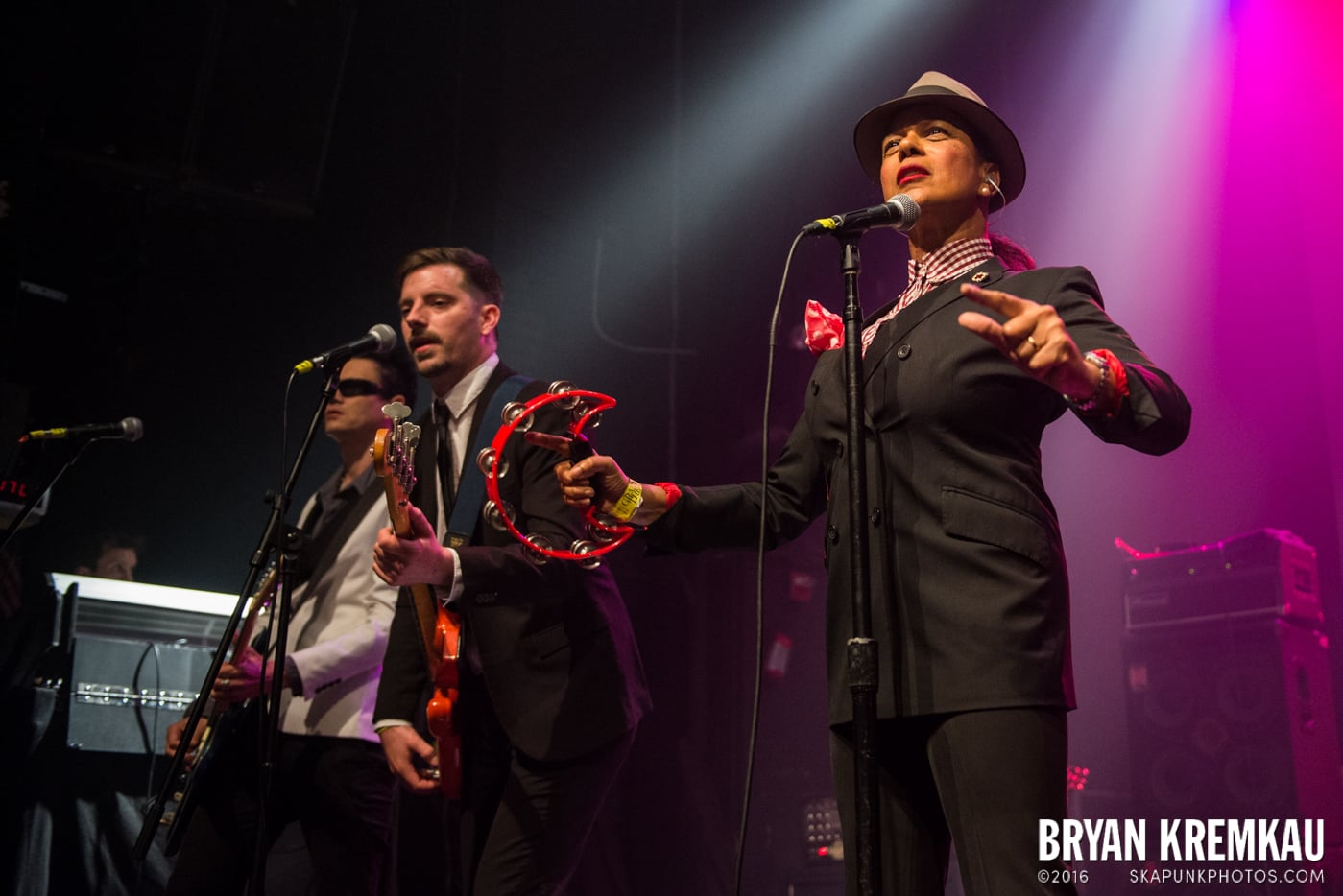 The Selecter @ Gramercy Theatre, NYC - 10.6.16 (60)