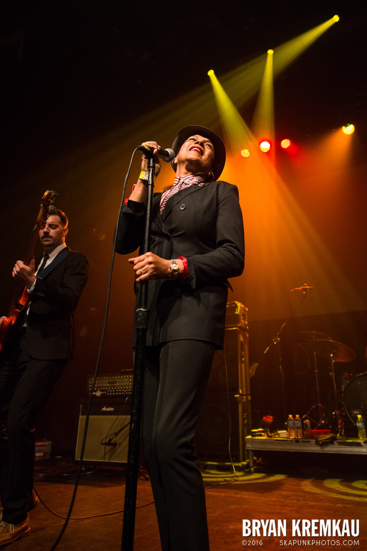 The Selecter @ Gramercy Theatre, NYC - 10.6.16 (57)