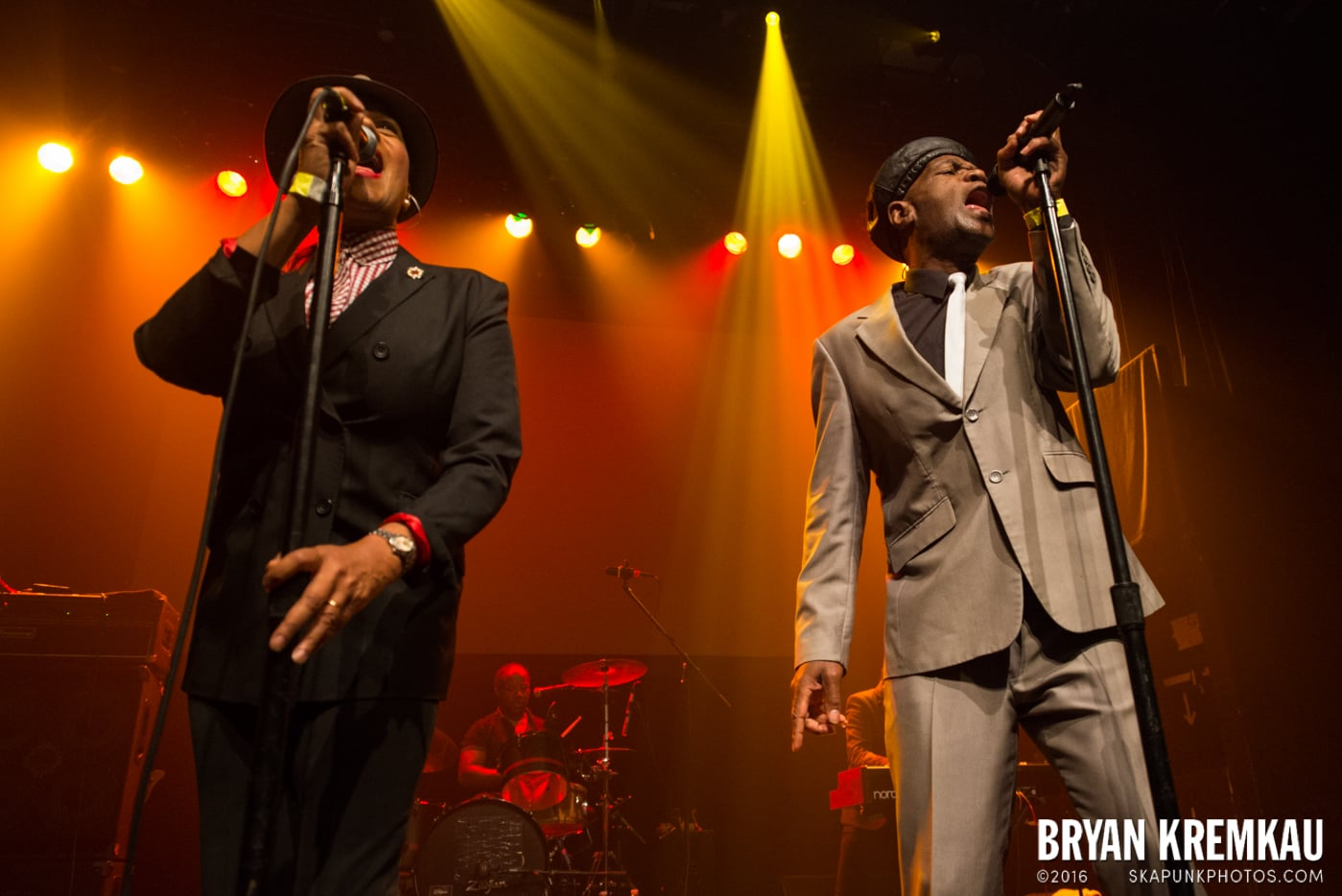 The Selecter @ Gramercy Theatre, NYC - 10.6.16 (56)