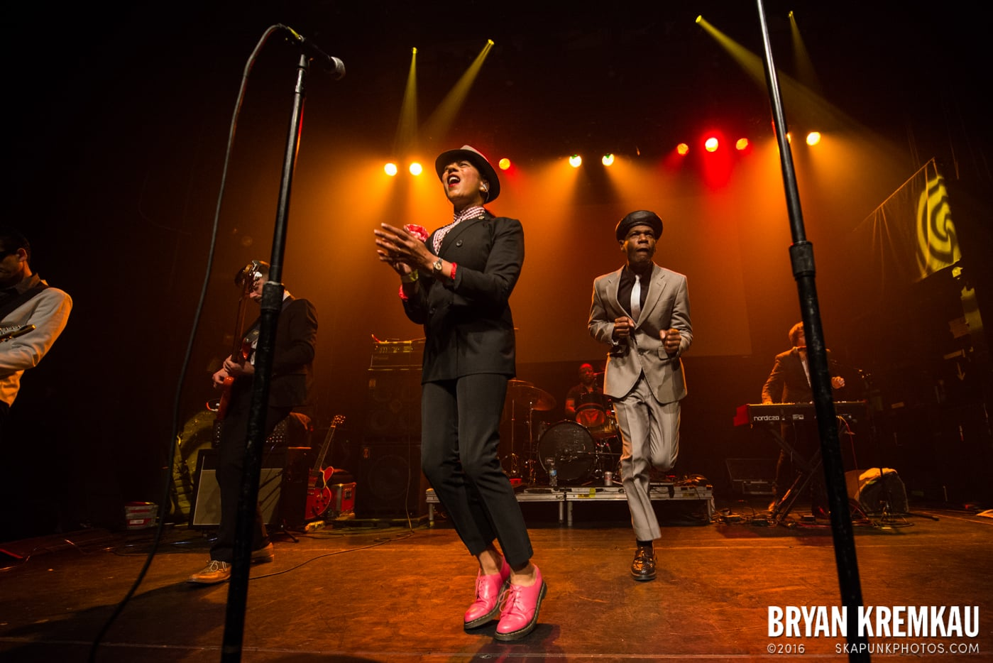 The Selecter @ Gramercy Theatre, NYC - 10.6.16 (55)