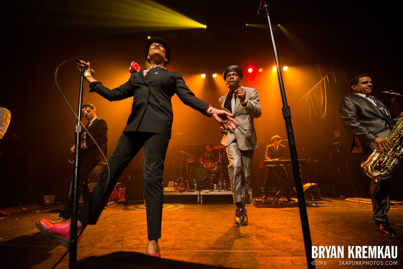 The Selecter @ Gramercy Theatre, NYC - 10.6.16 (54)