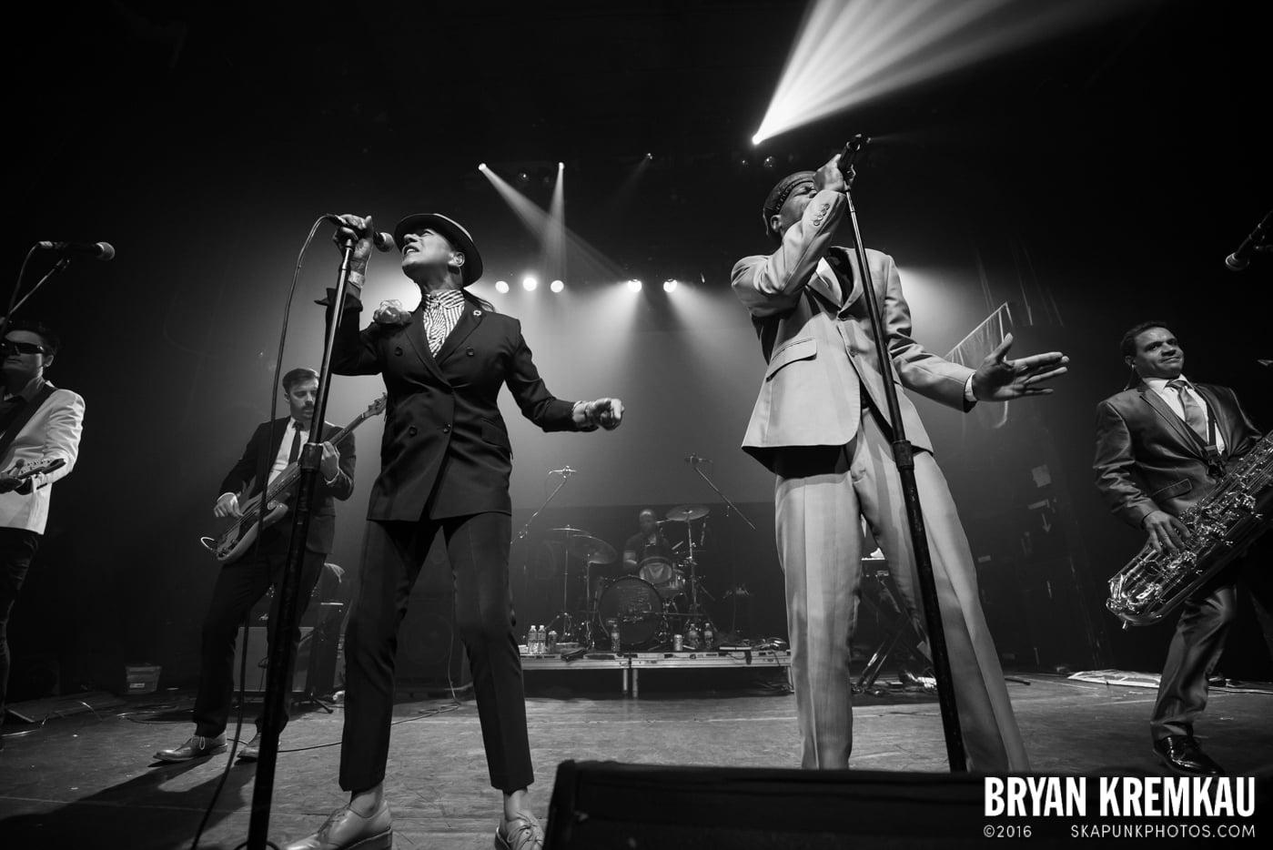 The Selecter @ Gramercy Theatre, NYC - 10.6.16 (53)