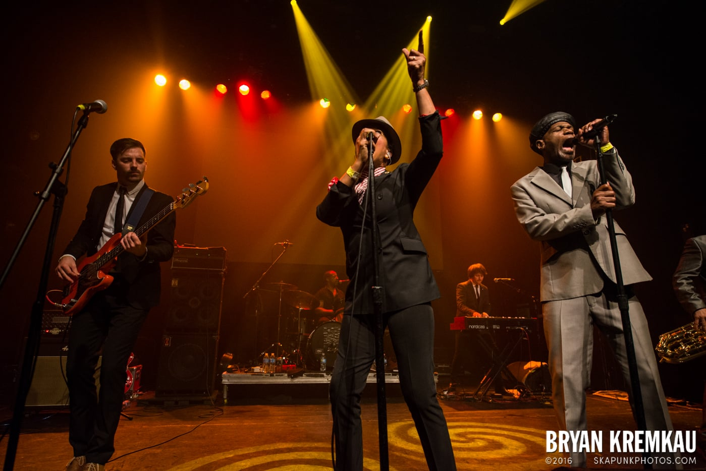 The Selecter @ Gramercy Theatre, NYC - 10.6.16 (52)