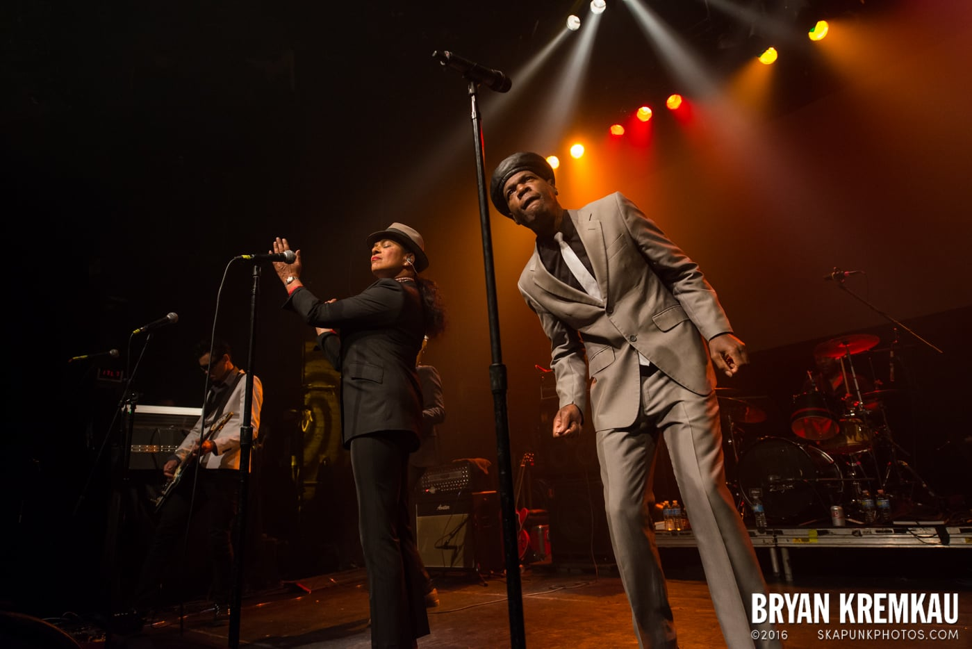 The Selecter @ Gramercy Theatre, NYC - 10.6.16 (49)