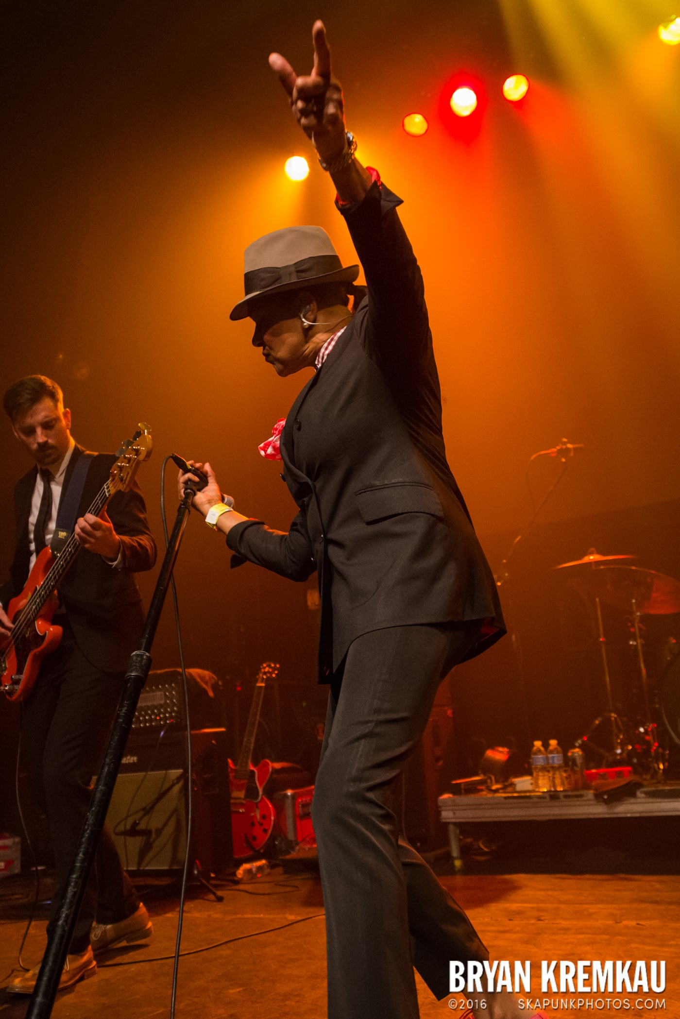 The Selecter @ Gramercy Theatre, NYC - 10.6.16 (48)