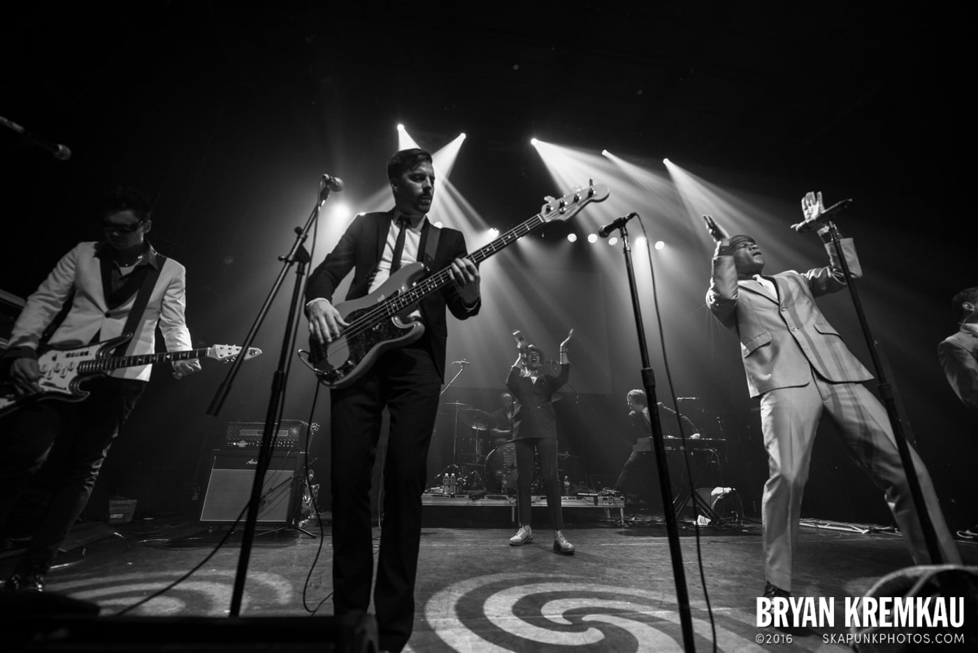 The Selecter @ Gramercy Theatre, NYC - 10.6.16 (45)