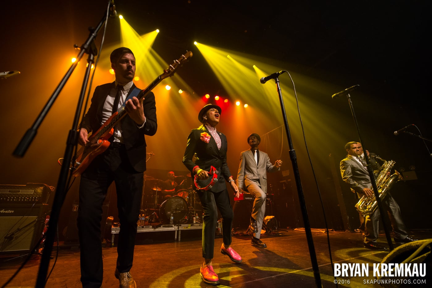 The Selecter @ Gramercy Theatre, NYC - 10.6.16 (44)