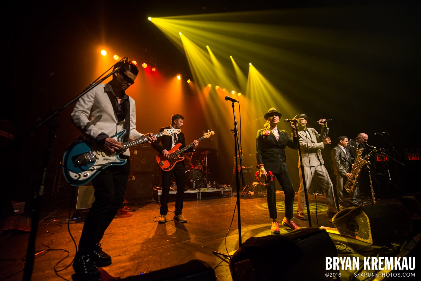 The Selecter @ Gramercy Theatre, NYC - 10.6.16 (41)