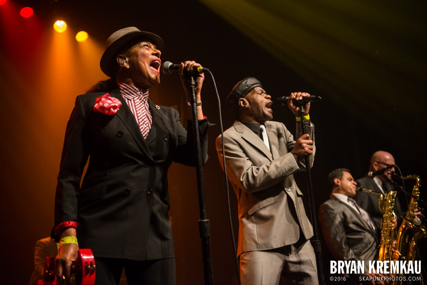 The Selecter @ Gramercy Theatre, NYC - 10.6.16 (40)