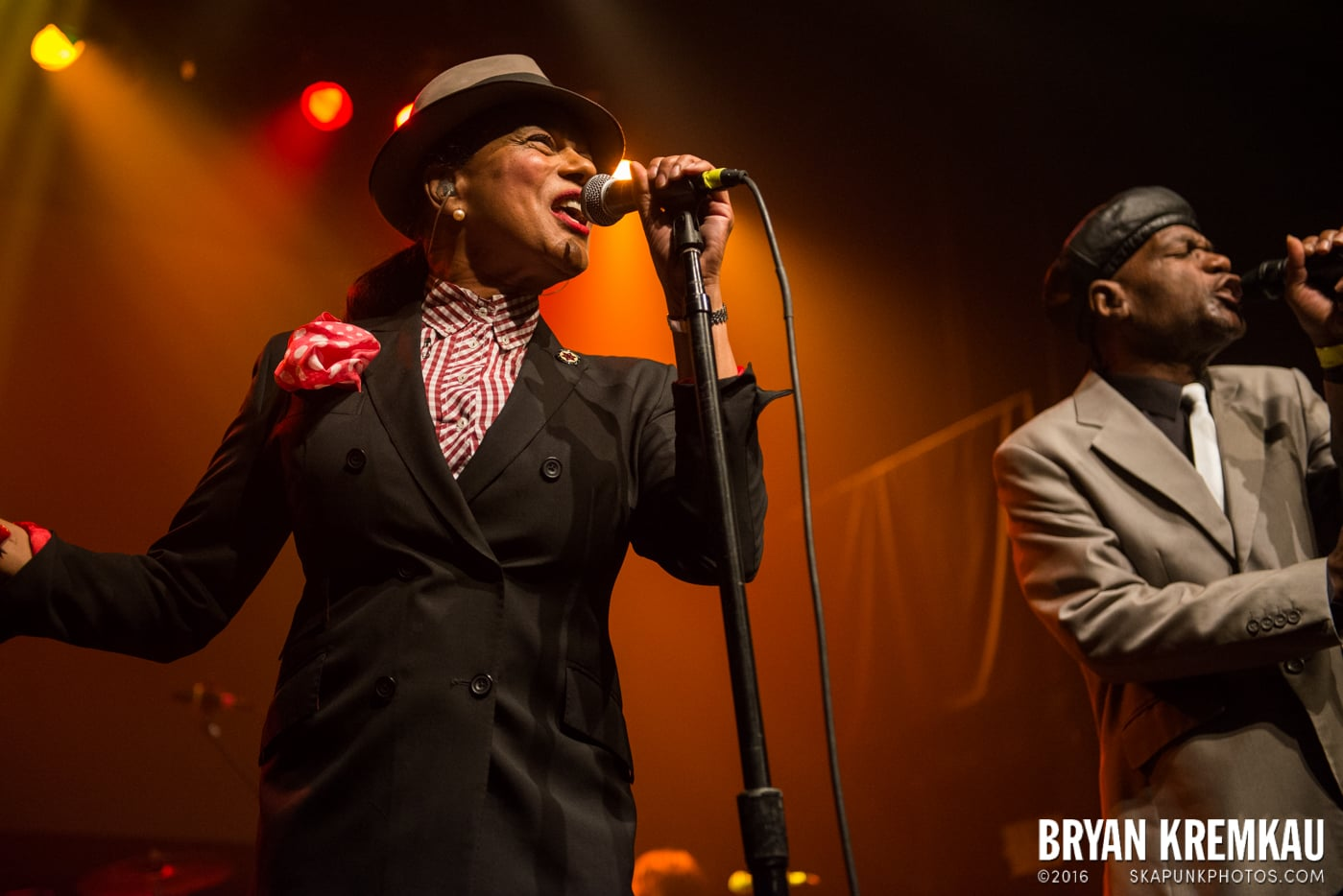 The Selecter @ Gramercy Theatre, NYC - 10.6.16 (37)