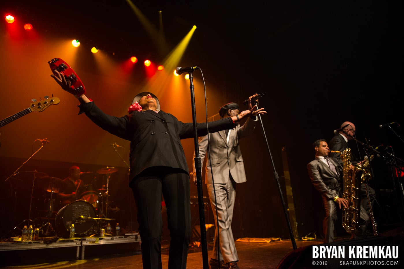 The Selecter @ Gramercy Theatre, NYC - 10.6.16 (36)