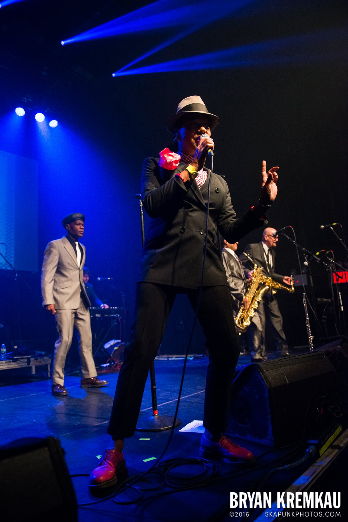 The Selecter @ Gramercy Theatre, NYC - 10.6.16 (31)