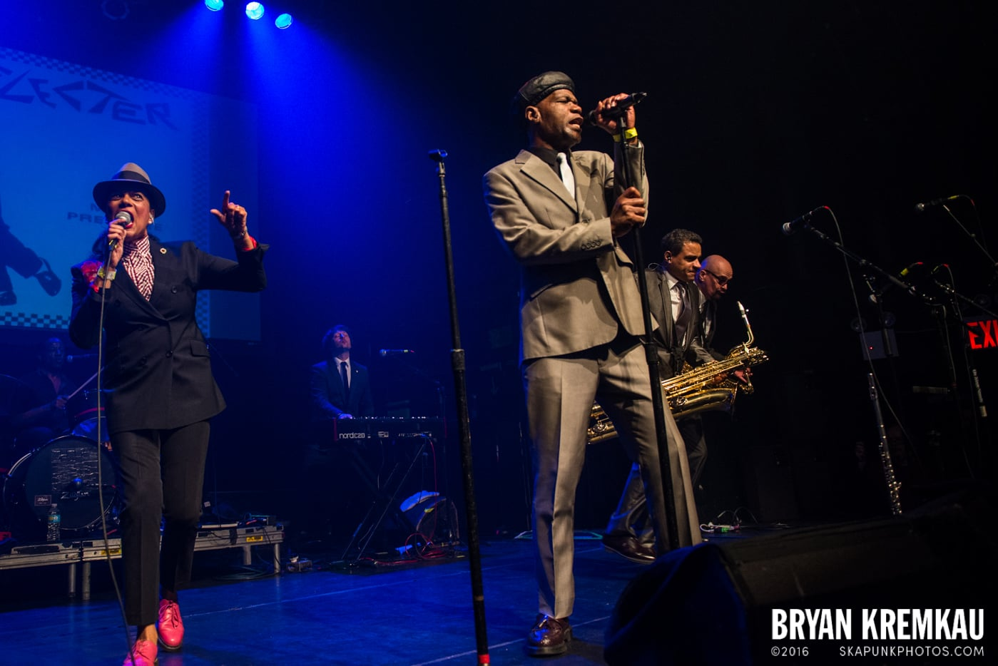 The Selecter @ Gramercy Theatre, NYC - 10.6.16 (30)