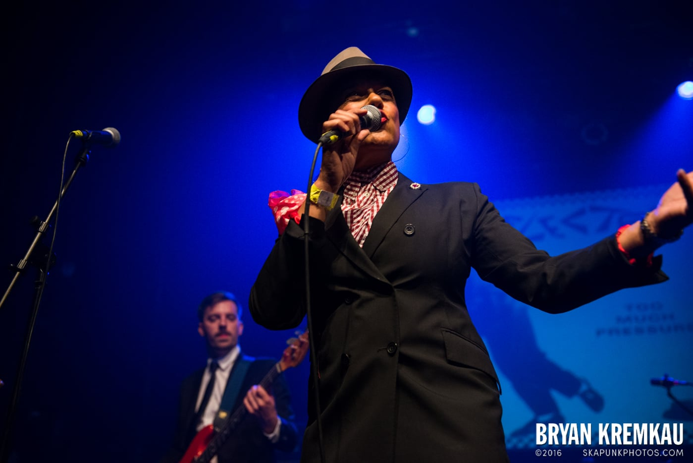 The Selecter @ Gramercy Theatre, NYC - 10.6.16 (29)