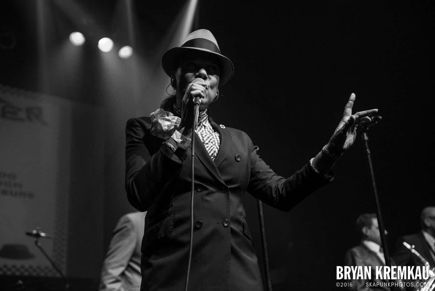 The Selecter @ Gramercy Theatre, NYC - 10.6.16 (27)