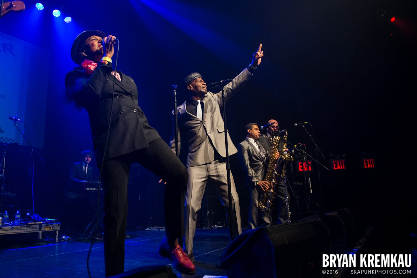 The Selecter @ Gramercy Theatre, NYC - 10.6.16 (26)
