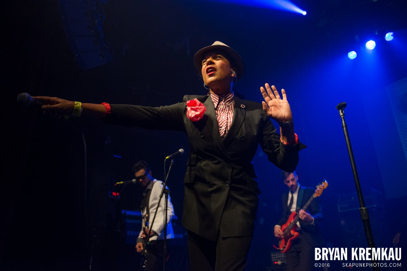 The Selecter @ Gramercy Theatre, NYC - 10.6.16 (22)
