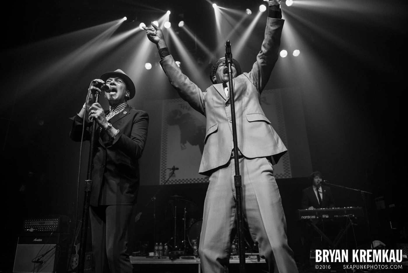 The Selecter @ Gramercy Theatre, NYC - 10.6.16 (18)
