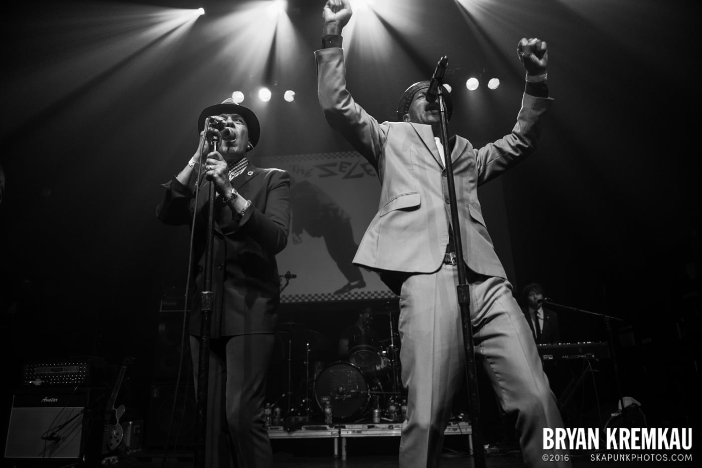 The Selecter @ Gramercy Theatre, NYC - 10.6.16 (17)