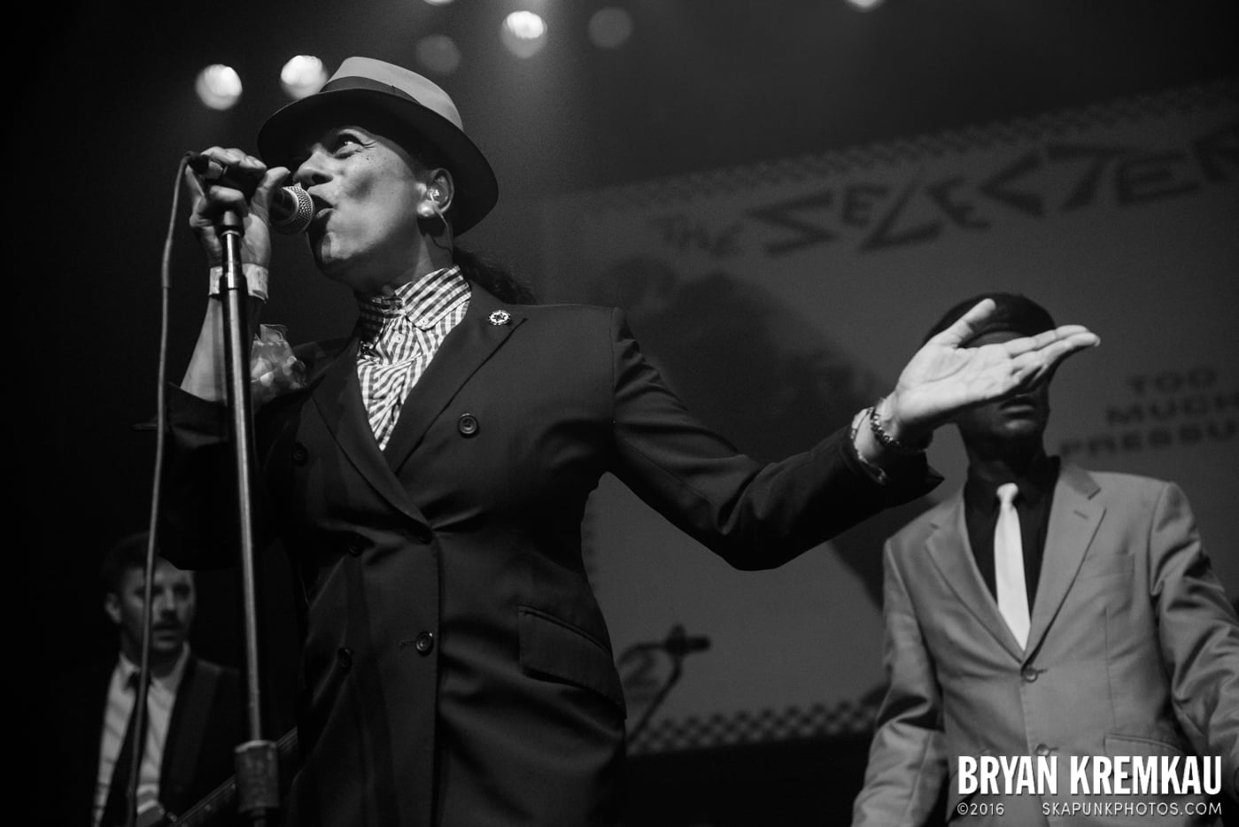 The Selecter @ Gramercy Theatre, NYC - 10.6.16 (15)