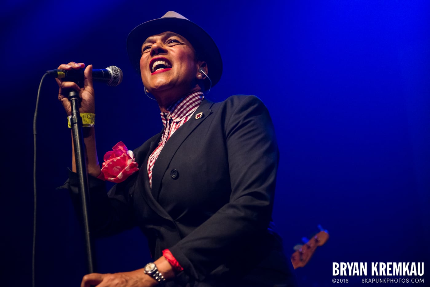 The Selecter @ Gramercy Theatre, NYC - 10.6.16 (14)