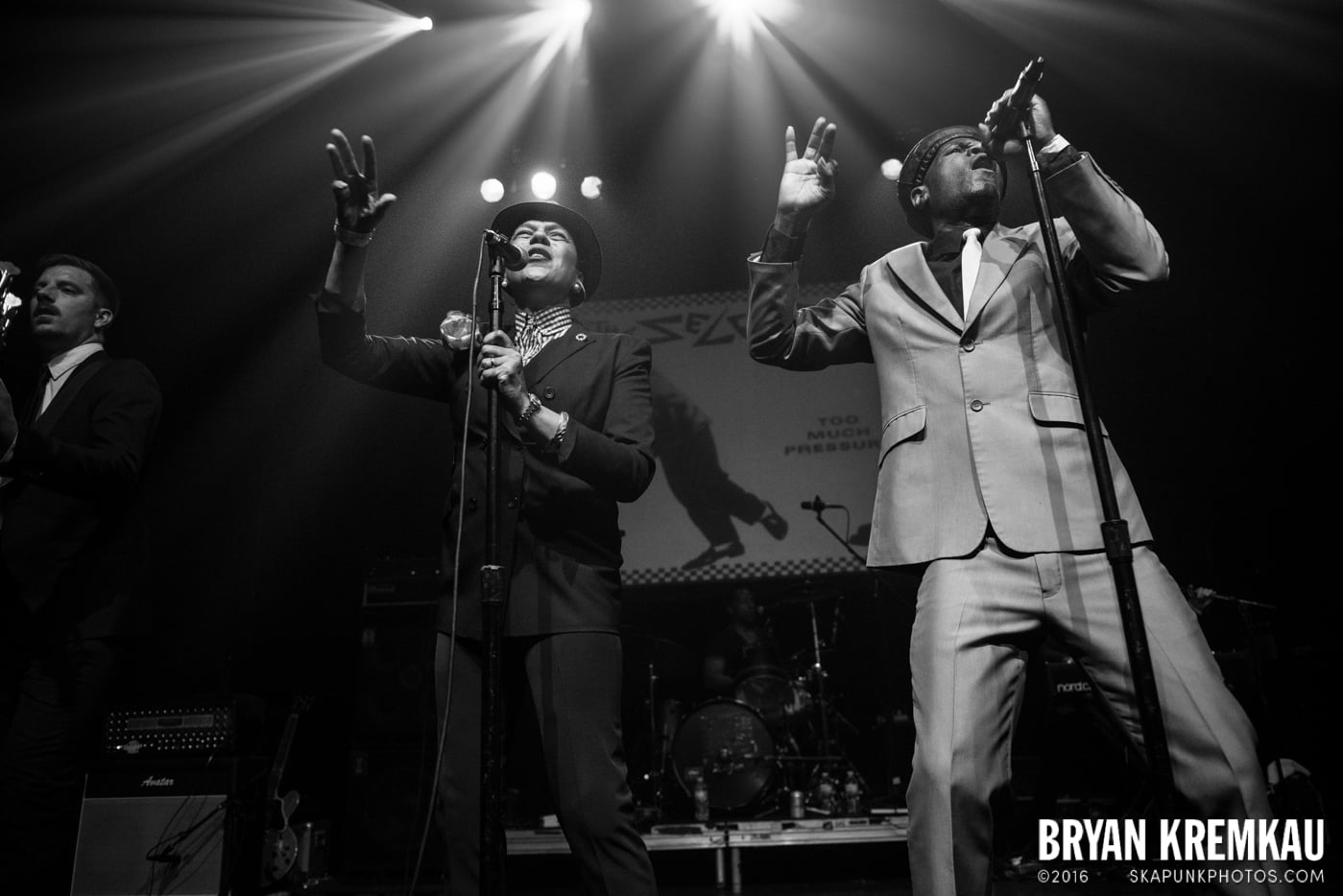 The Selecter @ Gramercy Theatre, NYC - 10.6.16 (13)