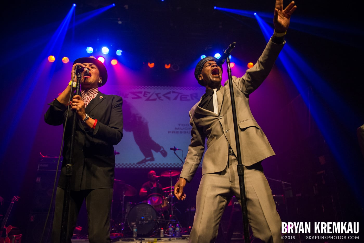 The Selecter @ Gramercy Theatre, NYC - 10.6.16 (12)