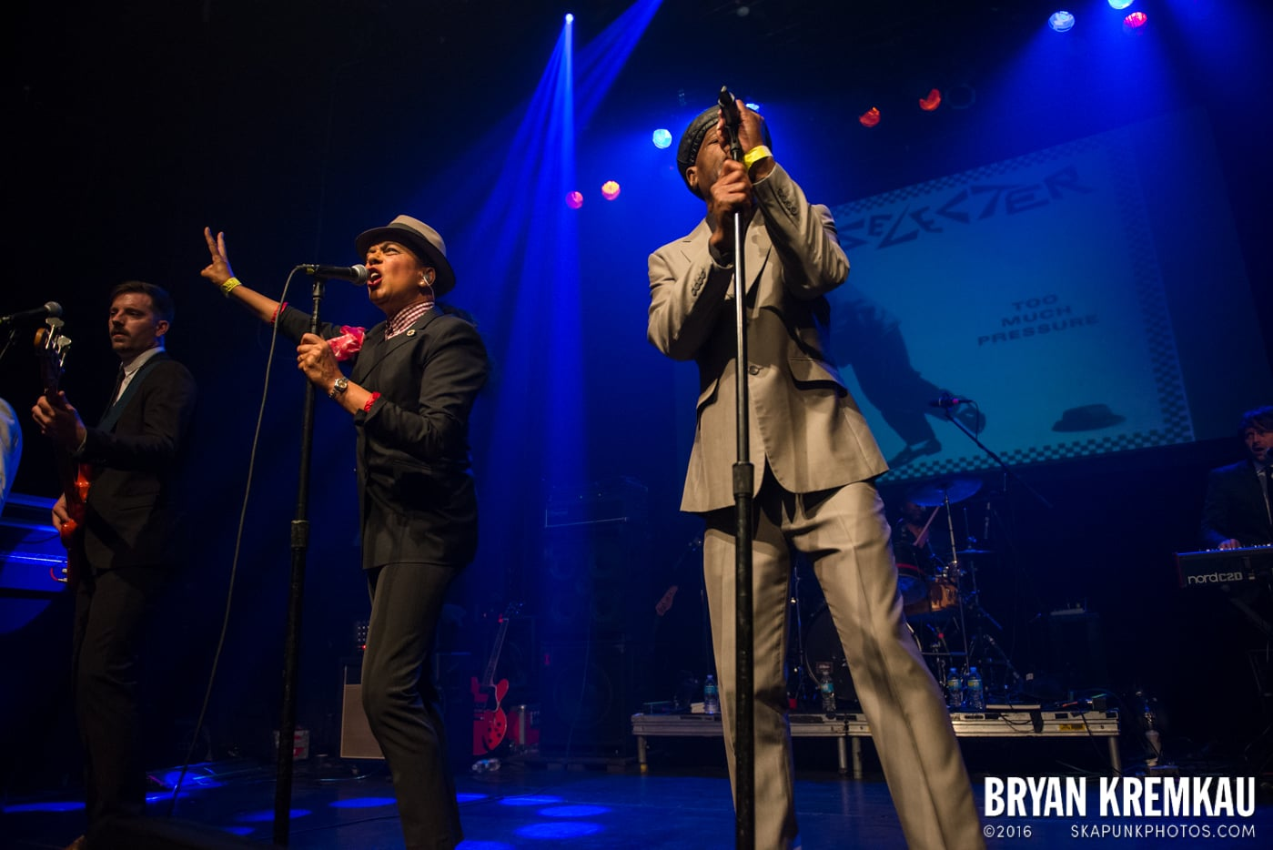 The Selecter @ Gramercy Theatre, NYC - 10.6.16 (11)