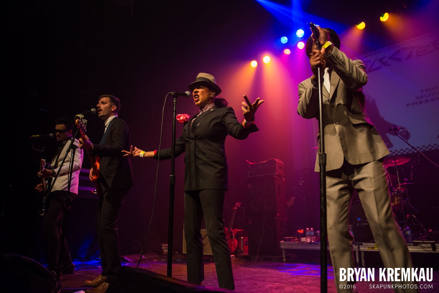 The Selecter @ Gramercy Theatre, NYC - 10.6.16 (10)