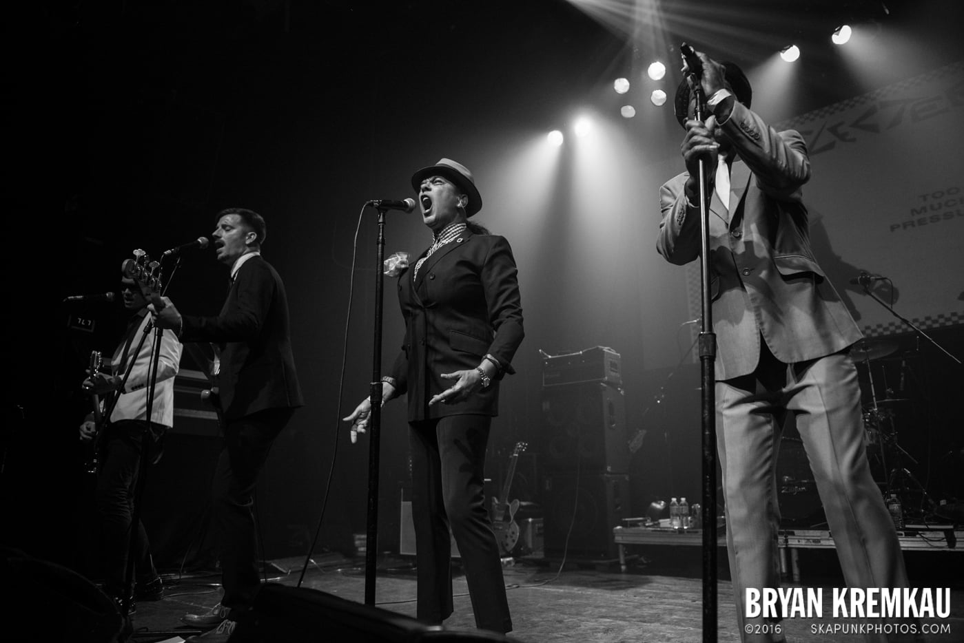The Selecter @ Gramercy Theatre, NYC - 10.6.16 (9)