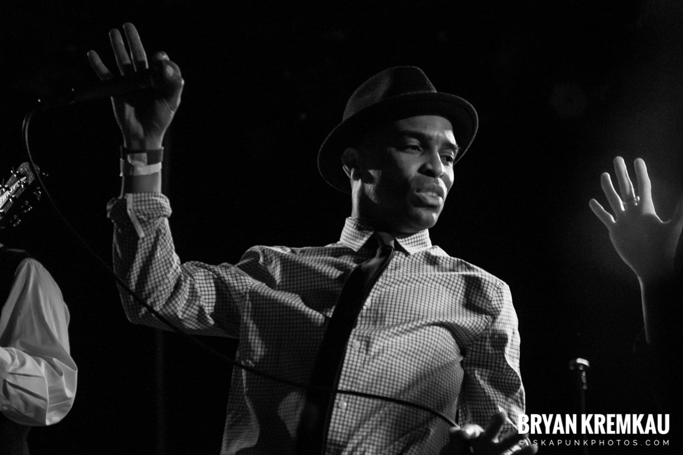 Rude Boy George @ Knitting Factory, Brooklyn, NY - 12.29.16 (22)