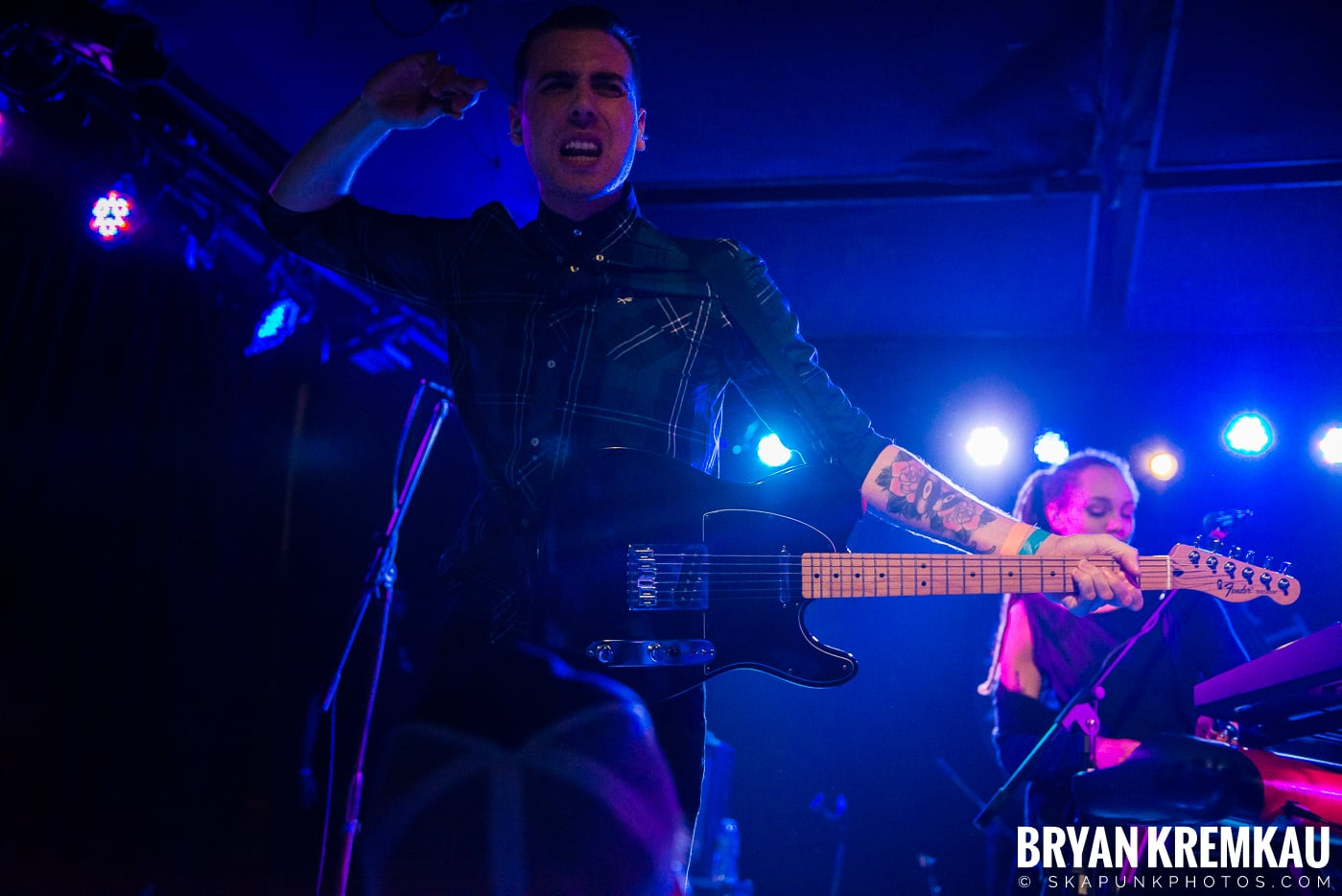 The Skints @ Knitting Factory, Brooklyn, NY - 12.29.16 (33)