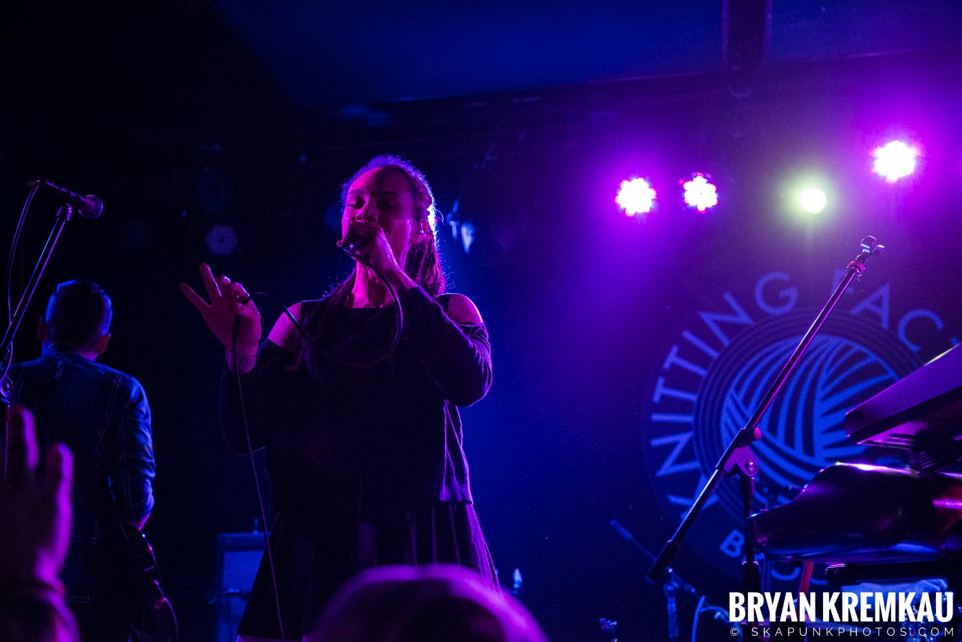 The Skints @ Knitting Factory, Brooklyn, NY - 12.29.16 (23)