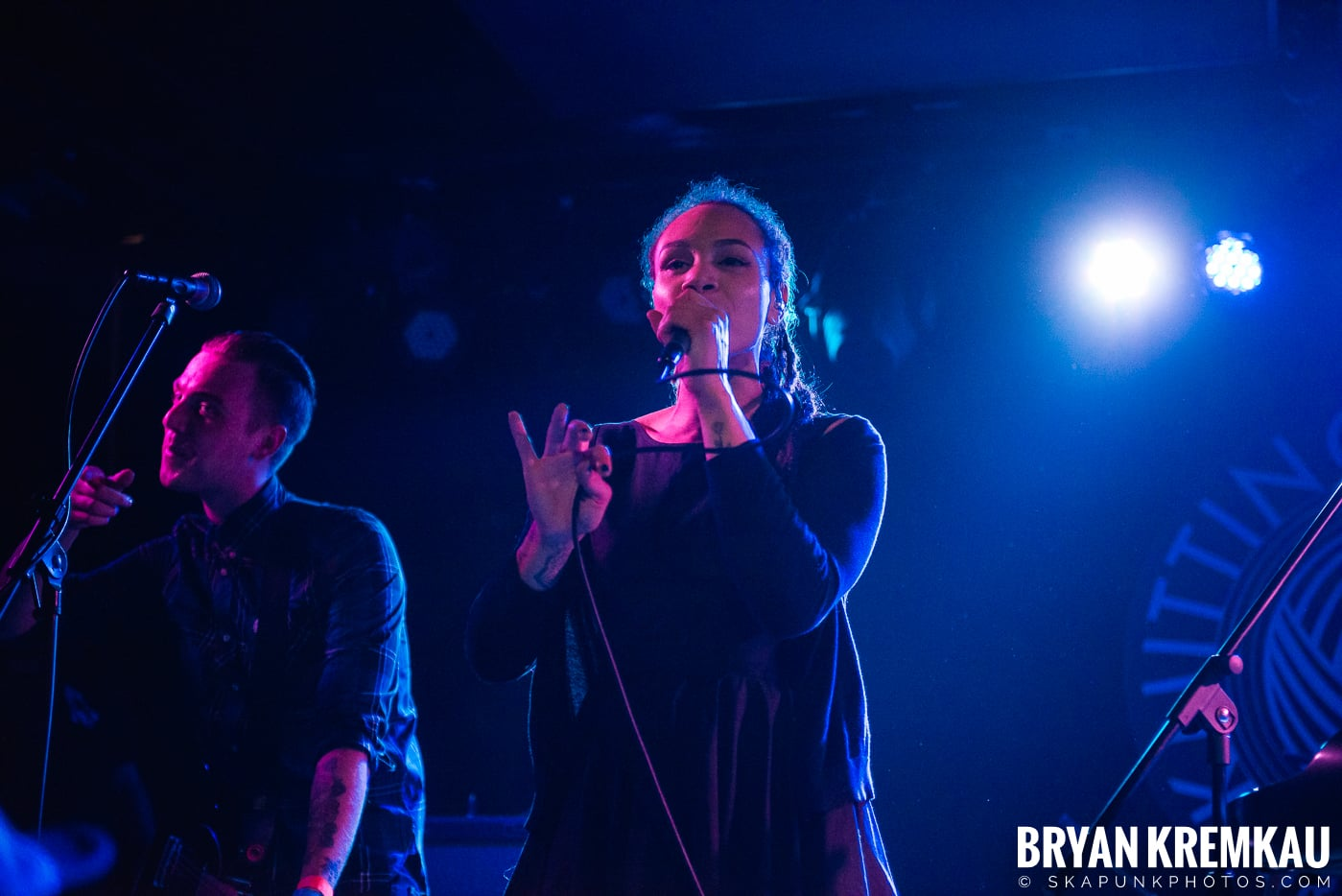 The Skints @ Knitting Factory, Brooklyn, NY - 12.29.16 (18)