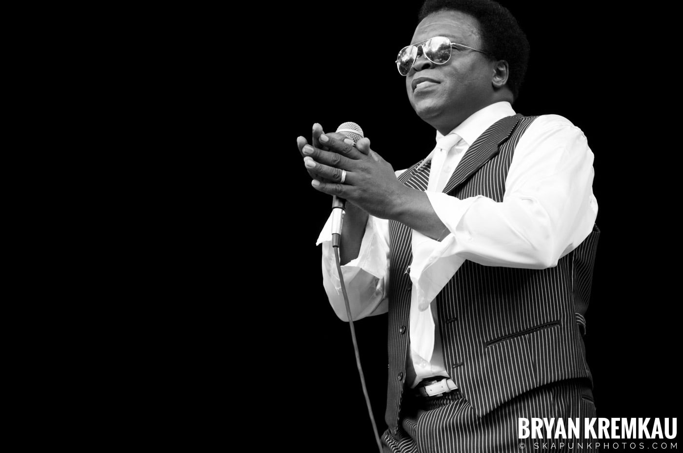 Lee Fields & The Expressions @ Central Park SummerStage, NYC - 6.24.11 (19)