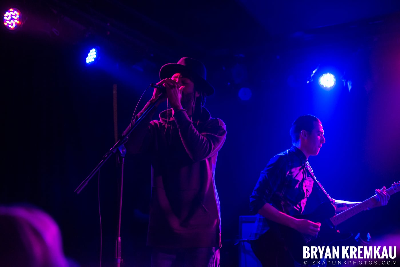 The Skints @ Knitting Factory, Brooklyn, NY - 12.29.16 (12)