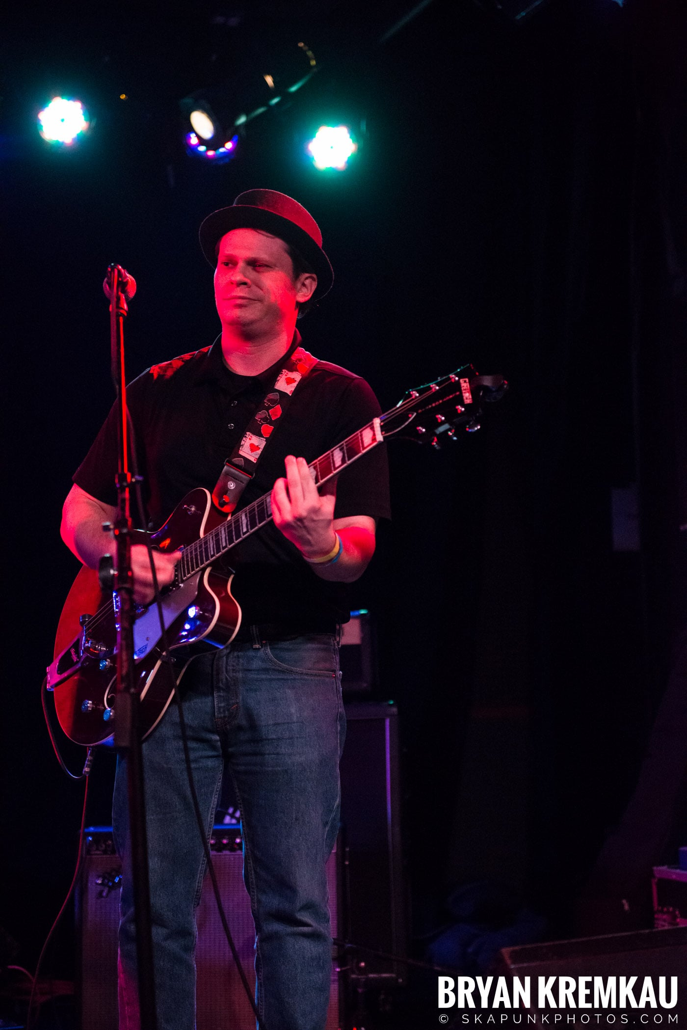 The Pandemics @ Knitting Factory, Brooklyn, NY - 12.30.16 (29)