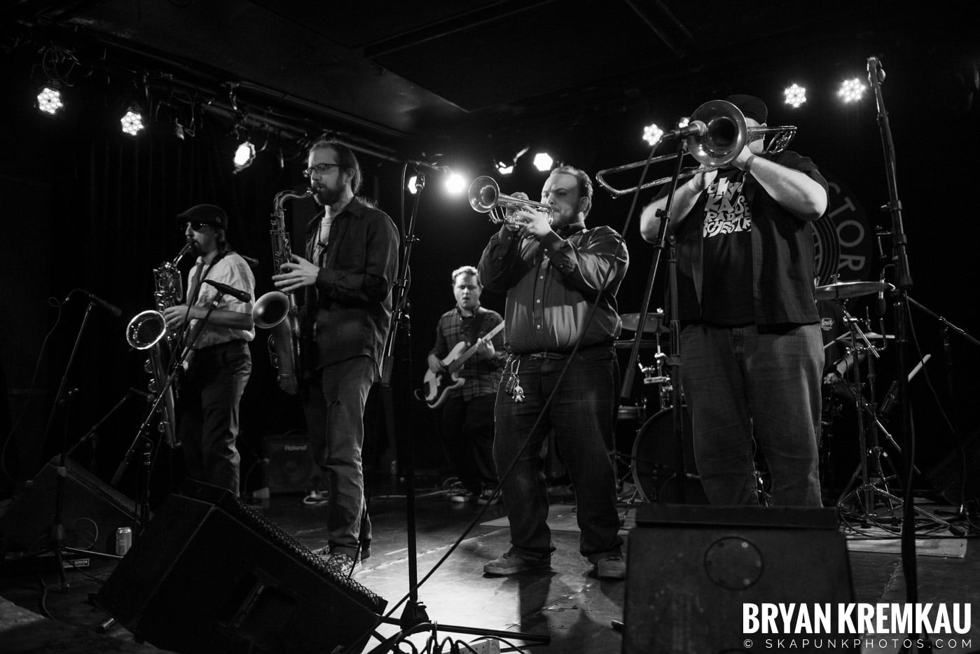 The Pandemics @ Knitting Factory, Brooklyn, NY - 12.30.16 (28)