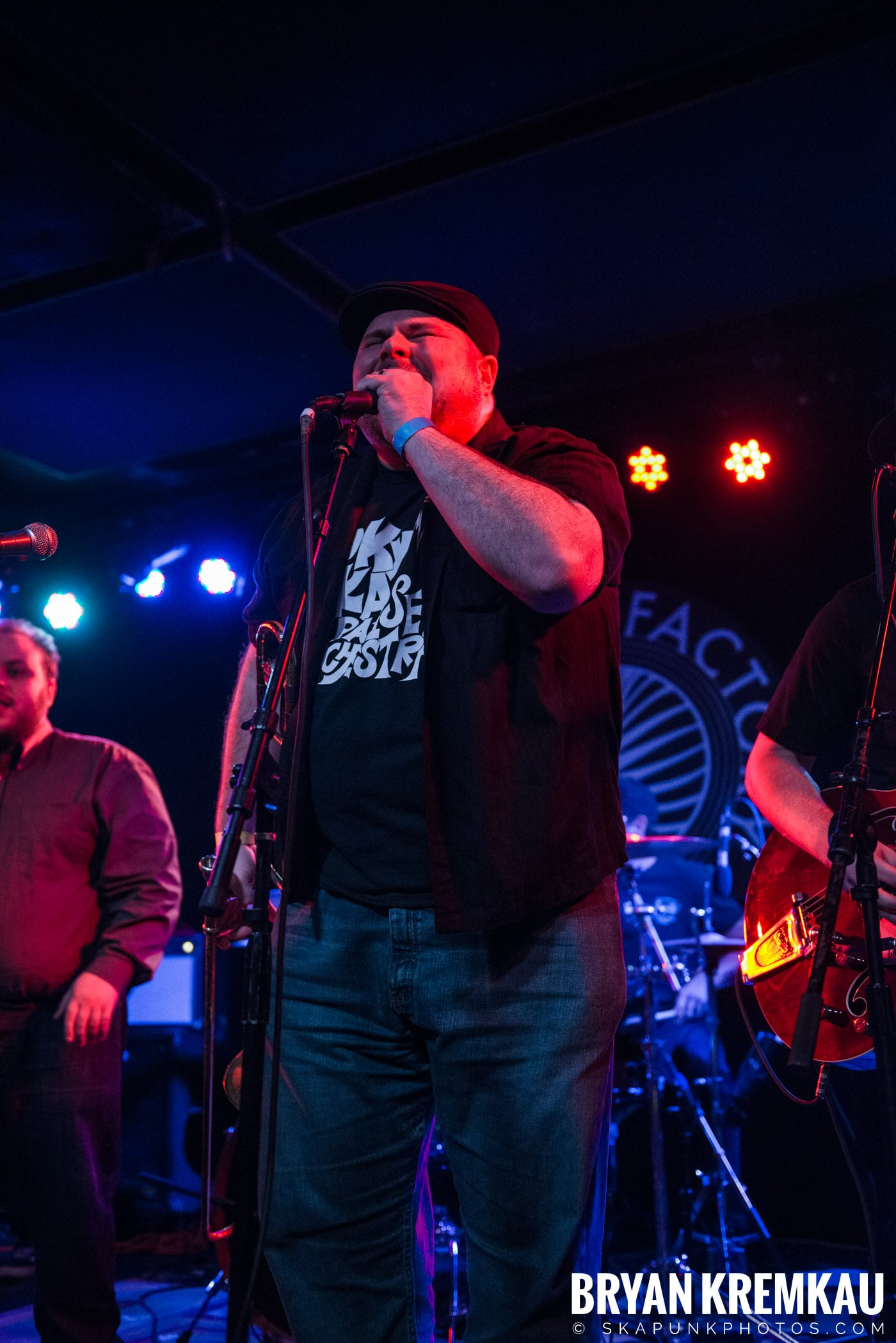 The Pandemics @ Knitting Factory, Brooklyn, NY - 12.30.16 (25)